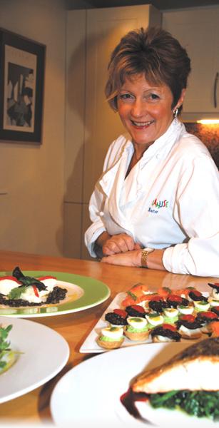 L'Amuse Chez Kate - contemporary cooking courses
